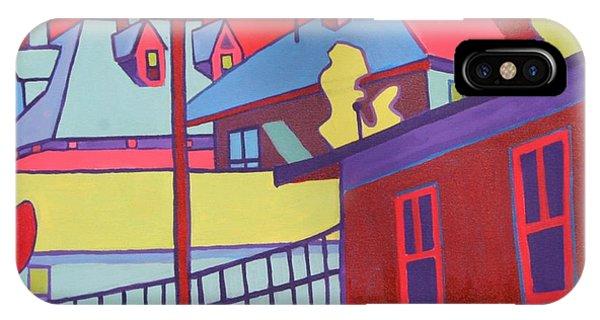Fenced In  Phone Case by Debra Bretton Robinson