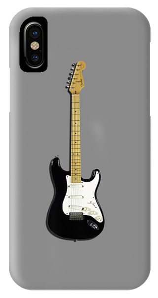 Fender Stratocaster Blackie 77 IPhone Case
