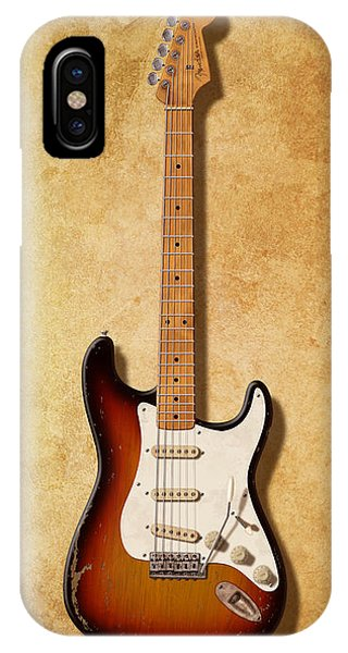 Fender Stratocaster Since 1954 IPhone Case