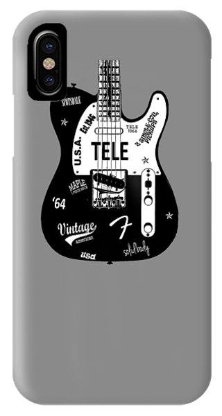 Fender Telecaster 64 IPhone Case