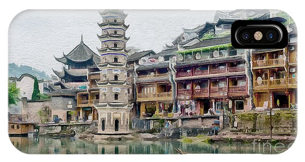 Fenghuang IPhone Case
