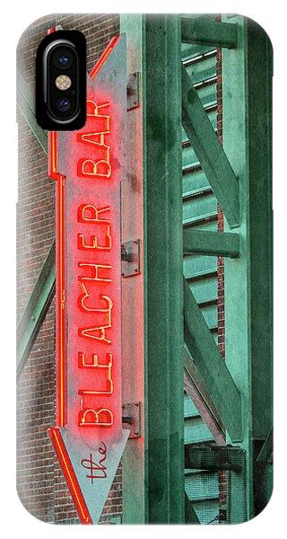 Fenway Park Bleacher Bar - #1 IPhone Case