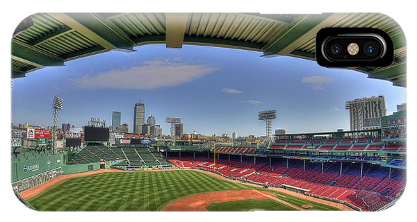 Fenway Park Interior  IPhone Case