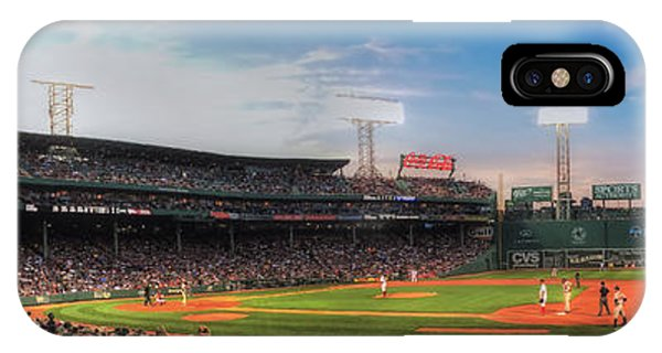 Fenway Park Panoramic - Boston IPhone Case