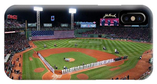 Fenway Park World Series 2013 IPhone Case