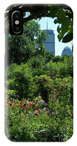 Fenway Victory Gardens In Boston Massachusetts  -30951-30952 IPhone Case