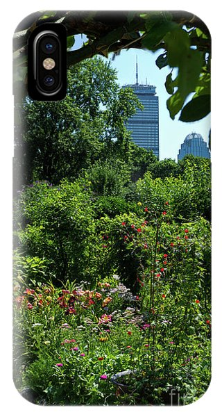 Fenway Victory Gardens In Boston Massachusetts  -30951-30952 IPhone Case