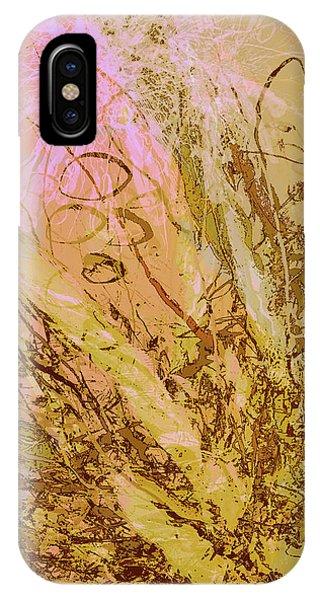 Fern Series 32 Bubbles Rise IPhone Case