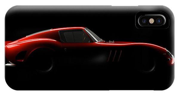 Ferrari 250 Gto - Side View IPhone Case