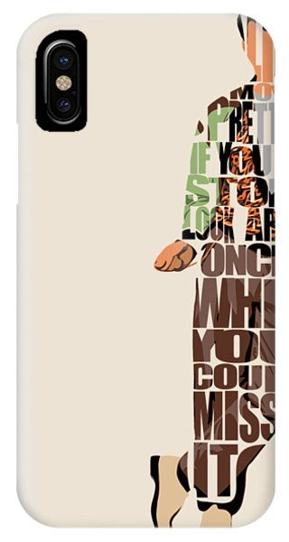 Design iPhone Case - Ferris Bueller's Day Off by Inspirowl Design
