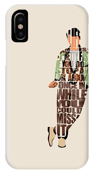 Hero iPhone Case - Ferris Bueller's Day Off by Inspirowl Design