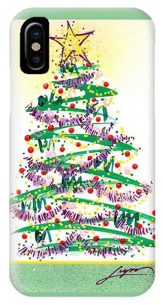 Festive Holiday IPhone Case