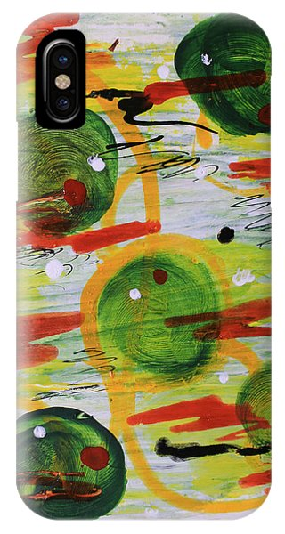 Festivity Balls IPhone Case