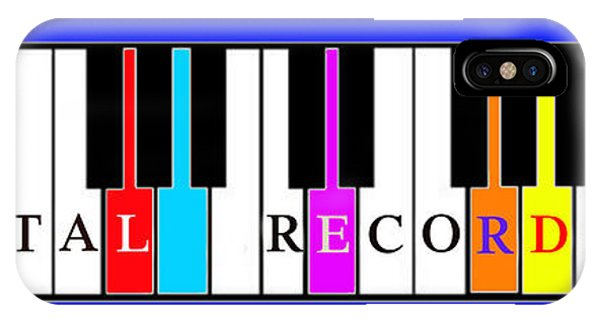 Fetal Records Logo IPhone Case
