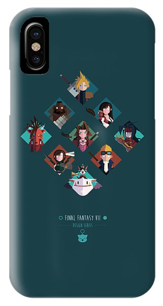 Ff Design Series IPhone Case