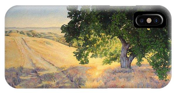 Field Oak IPhone Case