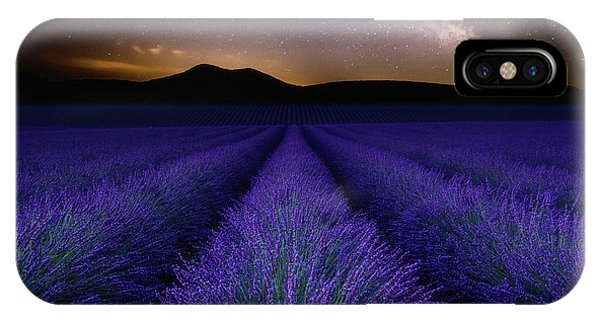 Fields Of Eden IPhone Case