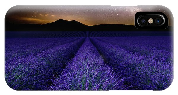 Fields Of Eden IPhone Case
