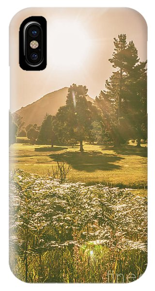 Rural iPhone Case - Fields Of Springtime by Jorgo Photography - Wall Art Gallery