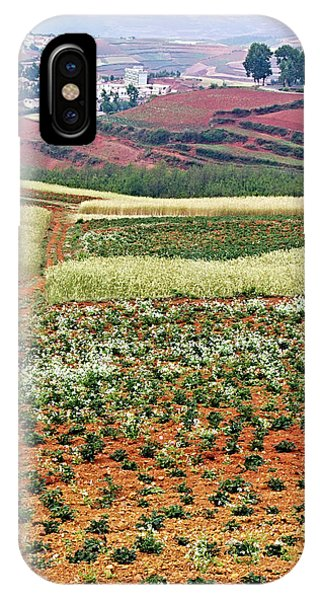 Fields Of The Redlands - 2 IPhone Case