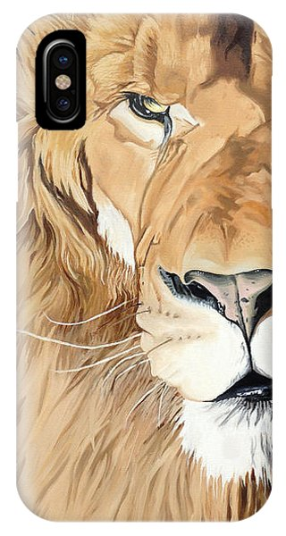 Fierce Protector IPhone Case