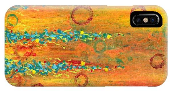 Fiesta Painting IPhone Case