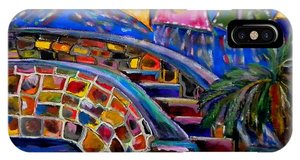 Fiesta Phone Case by Patti Schermerhorn