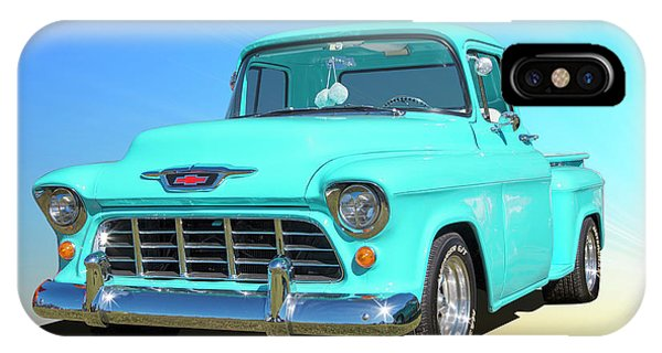Fifty5 Stepside Pickup IPhone Case
