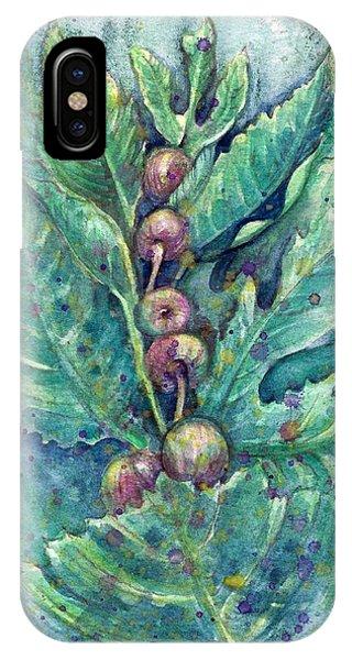 Figful Tree IPhone Case