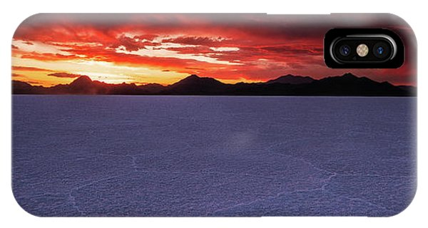 IPhone Case featuring the photograph Fight For The Light by Edgars Erglis