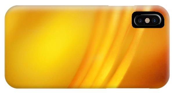 Close Up iPhone Case - Filament by Scott Norris