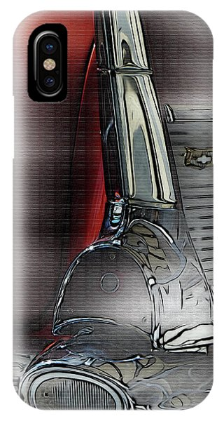 Fin Phone Case by Elijah Knight