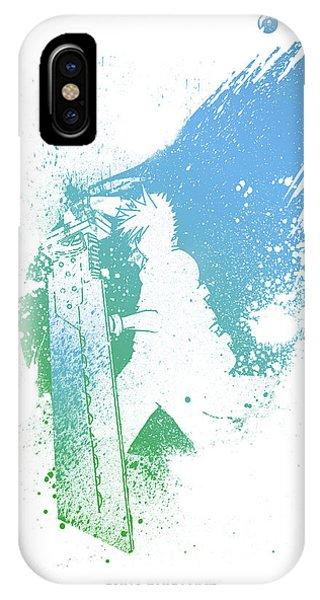 Final Fantasy 7 IPhone Case