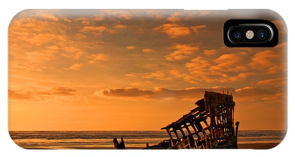 Fort iPhone Case - Final Resting Place by Dan Mihai
