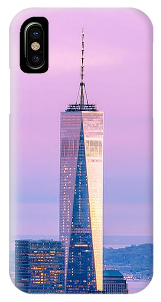 Downtown iPhone Case - Finance Romance by Az Jackson