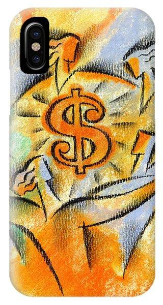 Financial Success IPhone Case