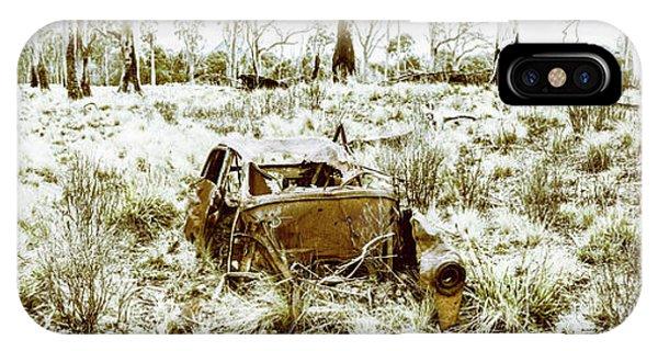 Desolation iPhone Case - Fine Art Tasmania Bushland by Jorgo Photography - Wall Art Gallery