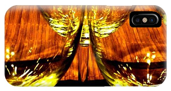 Fine Wine And Dine 3 IPhone Case