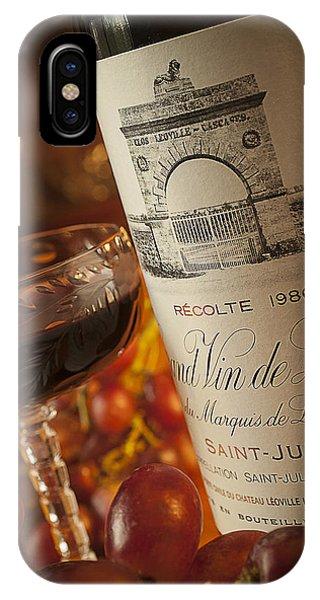 Fine Wine IPhone Case