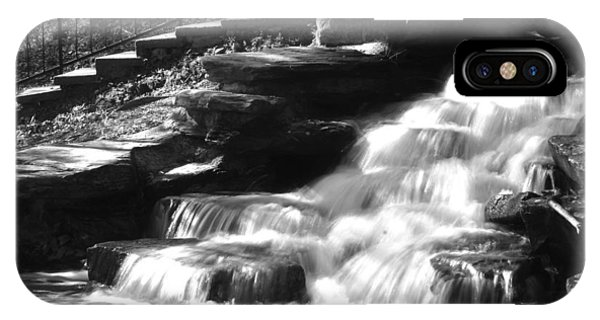 Finlay Park 124 Bw IPhone Case