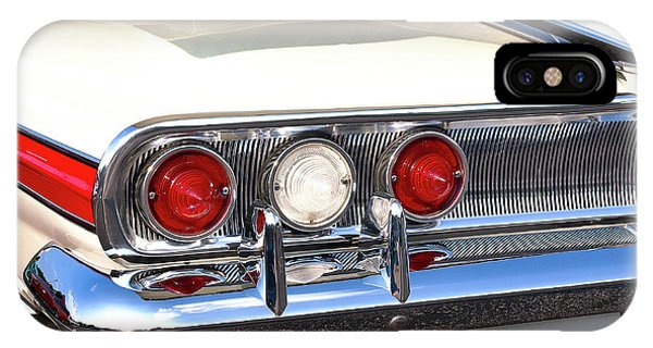 Fins Were In - 1960 Chevrolet IPhone Case
