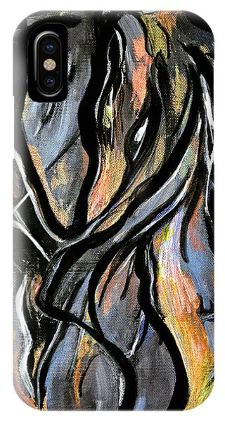 Fire And Stone IPhone Case