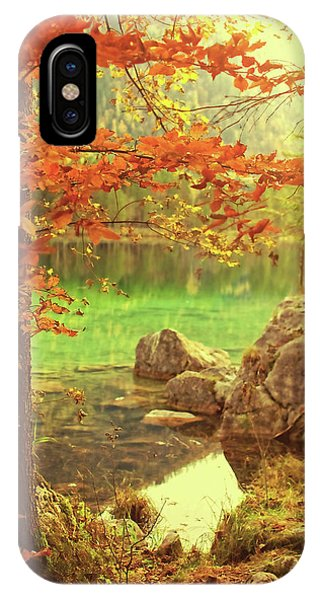 Fire And Water IPhone Case