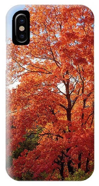 Fire iPhone Case - Fire by Chad Dutson