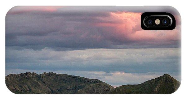 Glow In Clouds IPhone Case