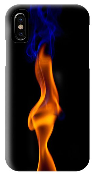 Fire Lady IPhone Case