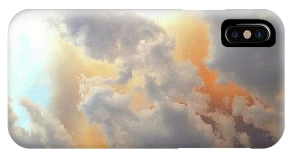 Fire Storm  IPhone Case