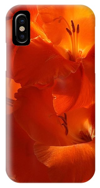 Fire Whispers IPhone Case