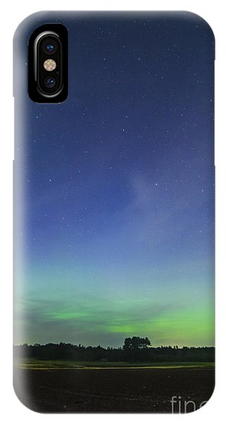 Fireball Two Over The Farm IPhone Case