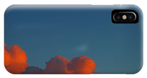Fireclouds 2 IPhone Case